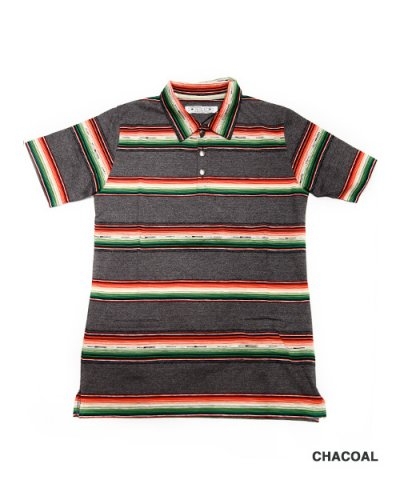 EOTOTO / NATIVE BORDER POLO SHIRTS