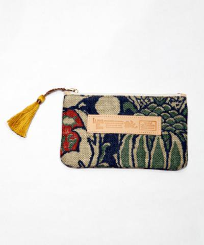 La Rosa De La Fabrica / William Morris pouch S