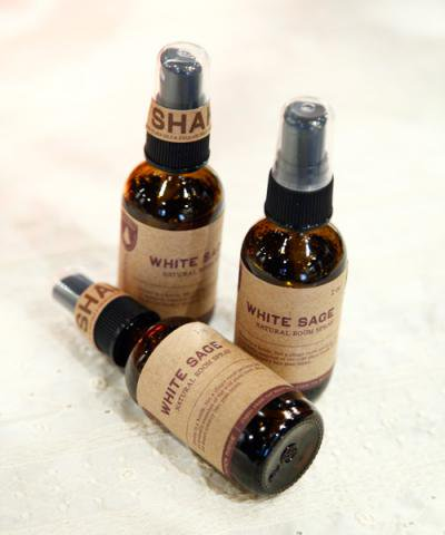 Juniper Ridge / NATURAL ROOM SPRAY: White Sage