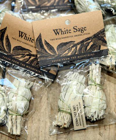 Juniper Ridge / Smudge Stick White Sage-Mini