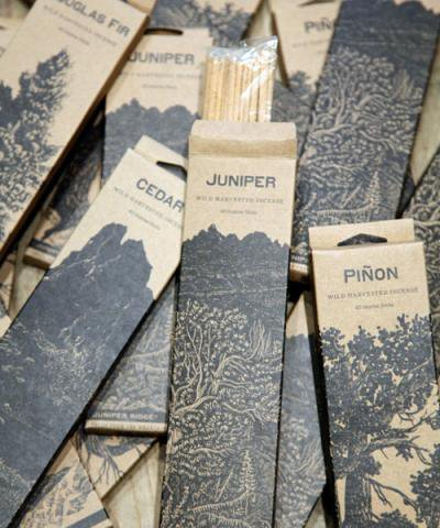 Juniper Ridge / WILD HARVESTED INCENSE