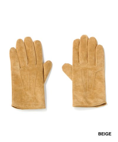BAL / SUEDE GLOVES