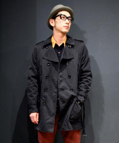 Sasquatchfabrix. / SLACKERS TRENCH COAT