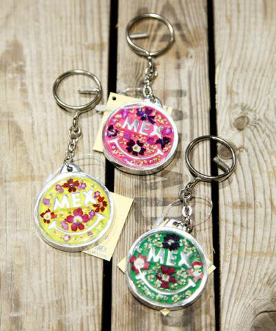 OJO DE MEX / MEX SMILE Key Ring