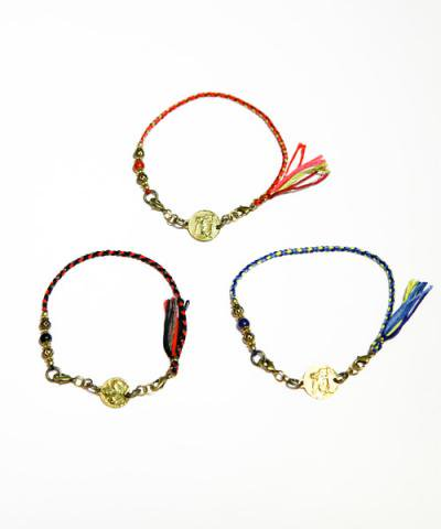 YELLA / 2WAY BRACLET&ANKLET