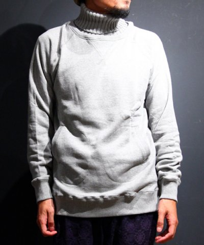Sasquatchfabrix. / LAYERD TURTLE NECK CUTSEWN
