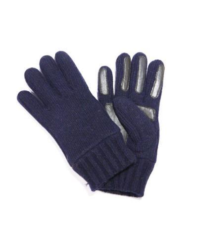 ANACHRONORM / Leather Knit KUMA Glove