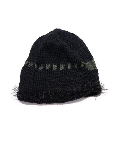 Harapos Reales  / Knit Cap-deep