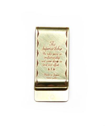 THE SUPERIOR LABOR / SUPERIOR MONEY CLIP