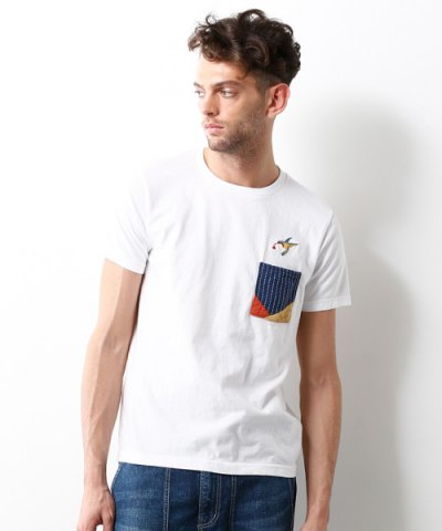 Fundamental Agreement LUXURY / ORIGAMI POCKET TEE