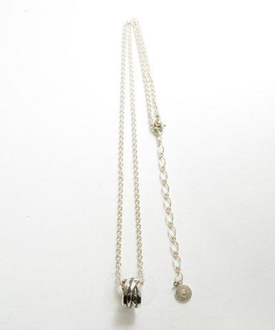 GARNI / Tie Up Ring Pendant (GN15019)