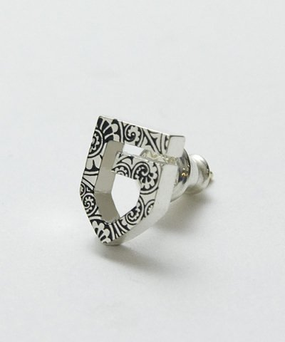 GARNI / Vine Pattern G Pierce