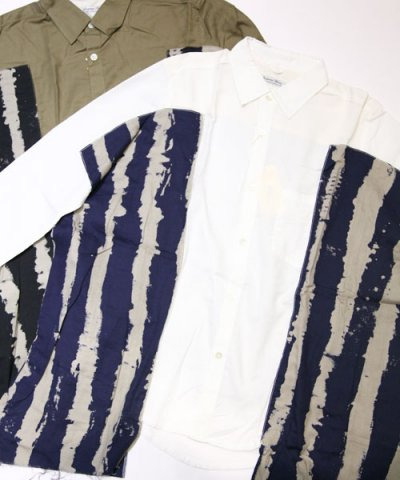 Sasquatchfabrix. / SED'S STRIPE WIDE SHIRTS