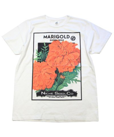 Niche / Flower seeds T-shirts-orange