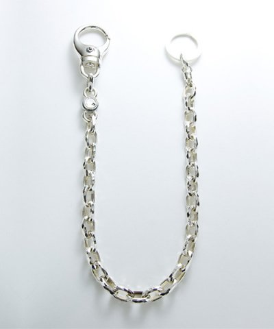 GARNI / Crack DC Medium Wallet Chain