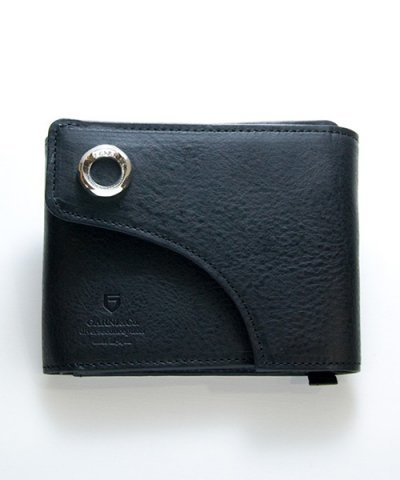 GARNI / '12 Flap Sign Fold Wallet