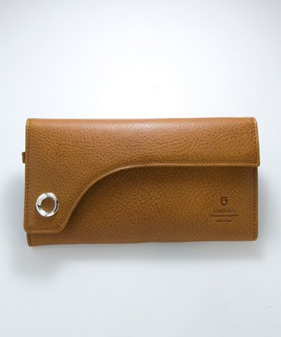 GARNI / '12 Flap Sign Long Wallet