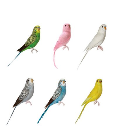 PUEBCO / ARTIFICIAL BIRDS Budgie