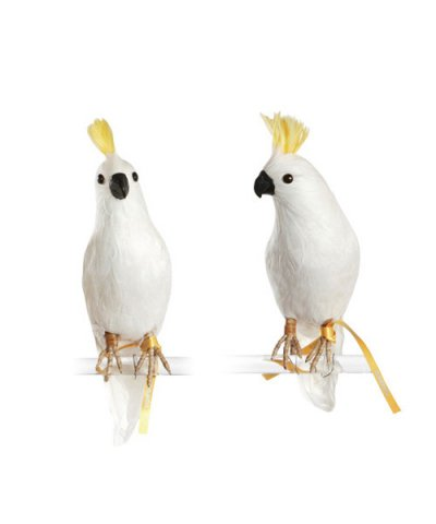 PUEBCO / ARTIFICIAL BIRDS Parrot S