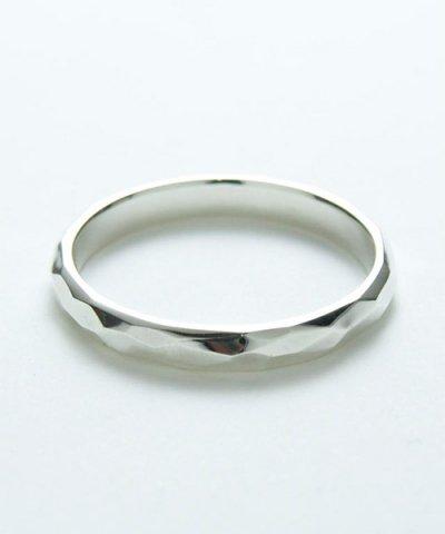 GARNI / Crack Round Ring-S