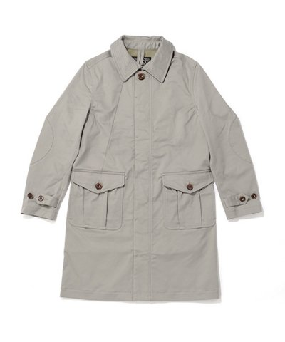 BAL / COTTON TRENCH COAT