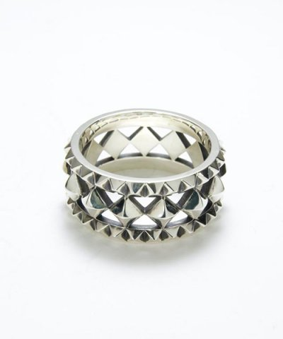 GARNI / Multiple Studs Ring - L