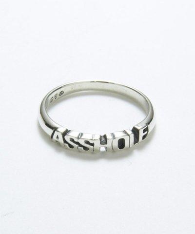 GARNI / ASSHOLE Ring