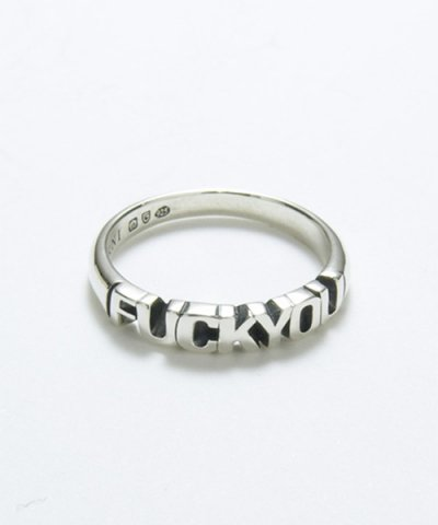 GARNI / FUCKYOU Ring