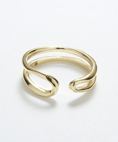 GARNI / K10 Narrow Ring-No.2