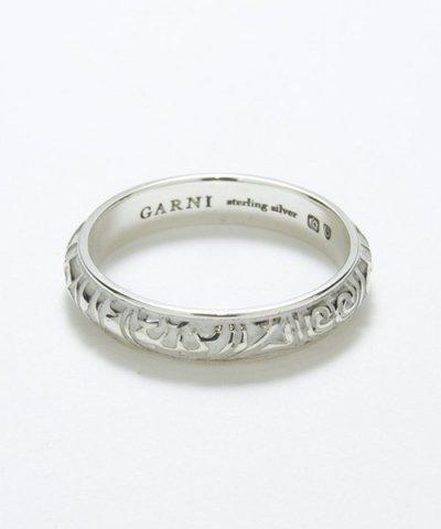 GARNI / Round Vine Ring-S