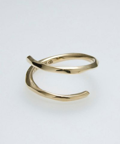 GARNI / K10 Narrow Ring - No.8