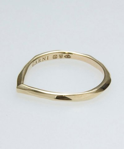 GARNI / K10 Narrow Ring - No.9