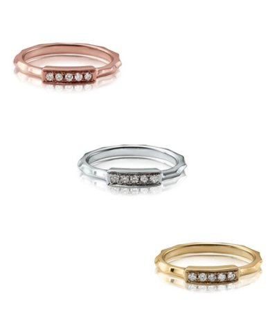 GARNI Love Rings / Broadly Five Dia Ring