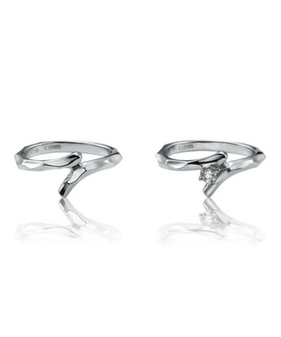 GARNI Love Rings / Broadly V Ring