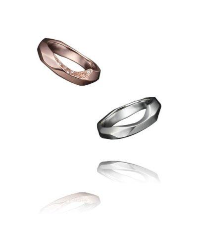 GARNI Love Rings / Chip Ring