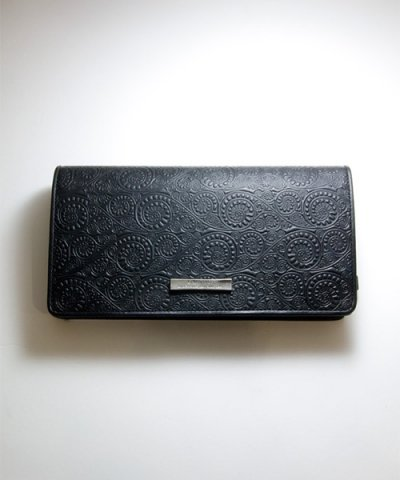 GARNI / '10 Vine Patten Long Wallet
