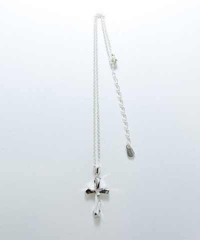 GARNI / Unbashed Cross Pendant-S