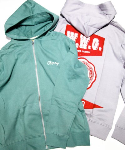 Sasquatchfabrix. / CHERRY SWEAT PARKA