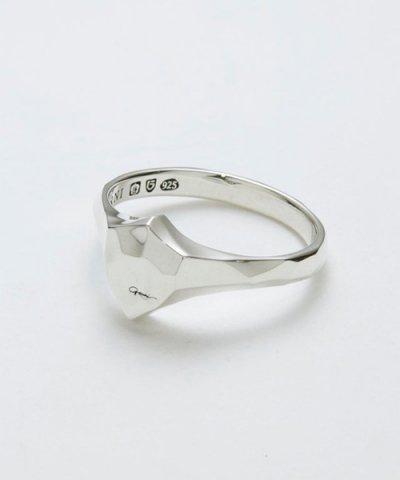 GARNI / Shield Emblem Ring - S