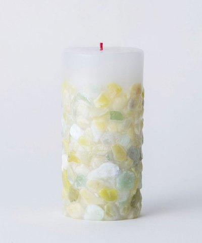 Daze'n Haze CANDLE LIGHTS / GREEN CANDLE M - グリーンストーン