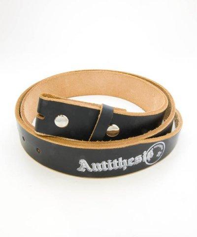 GARNI / Leather Belt-L (35mm幅 丸穴ベルト)