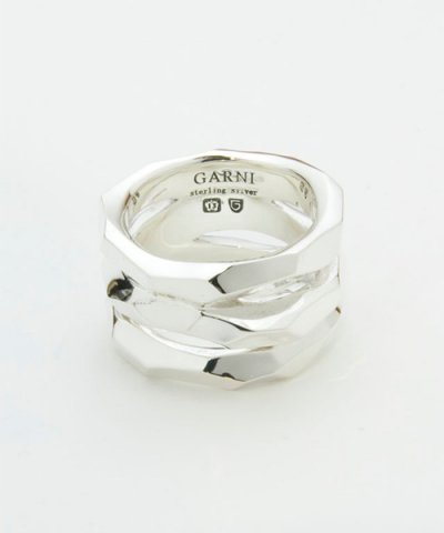 GARNI / Unbashed Triple Ring