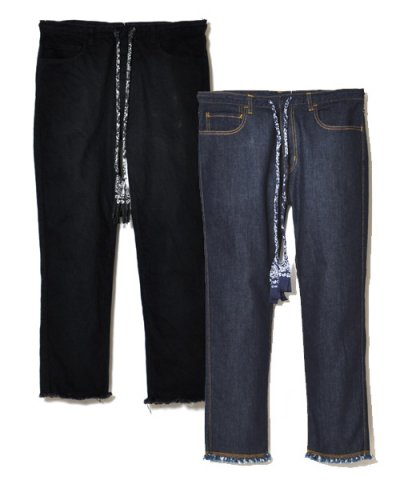 Sasquatchfabrix. / SLIM TAPERD PANTS