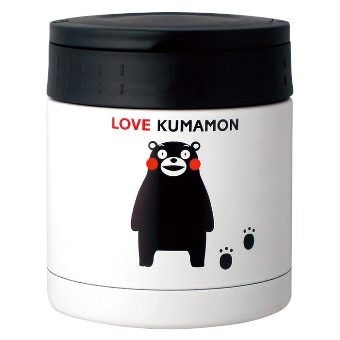 <img class='new_mark_img1' src='https://img.shop-pro.jp/img/new/icons13.gif' style='border:none;display:inline;margin:0px;padding:0px;width:auto;' />KUMAMON.フードポット300ml