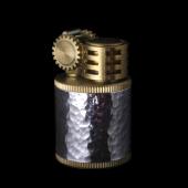【龍頭】丸鎚目オイルライター