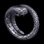 【龍頭】<br />蛇指輪<br />- メンズ 指輪 リング -