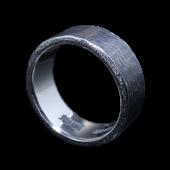 【龍頭】<br />チリ目鎚目リング<br />- メンズ 指輪 リング -