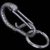 【龍頭】蛇カラビナ