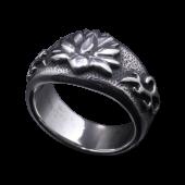 【龍頭】<br />華指輪<br />- メンズ 指輪 リング -