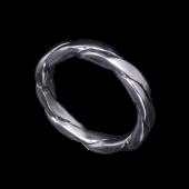 【龍頭】<br />ツイストリング<br />- メンズ 指輪 リング -